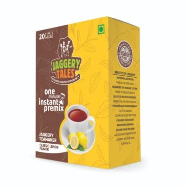 Jaggry tea franchisor