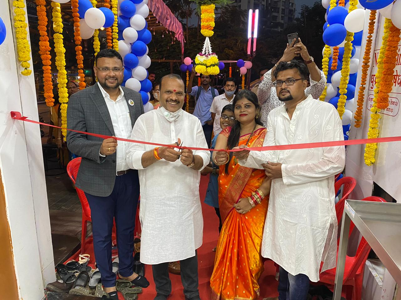 Kalyan West – New Outlet Open